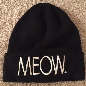 Meow Stocking Cap from H&M